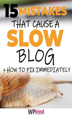 How to speed up WordPress in 15 super easy ways. First off we check your current WordPress speed then we go through everything you can do to speed it up. Learn Wordpress, Wordpress Admin, Wordpress Plugins, Make Blog, How To Start A Blog, Good Readers, Blog Writing, Blogging For Beginners, Blog Tips