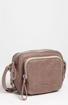 there's something so cute about this little crossbody tote!   MARC BY MARC JACOBS 'Maverick Allie' Crossbody Bag | Nordstrom