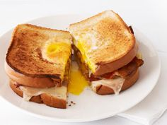 Find a dozen great twists on grilled cheese from Food Network Magazine.