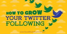 Is Twitter your favorite social media channel? Are you looking for ways to gain more Twitter followers? Learn actionable 15 tips to help you grow your Twitter following.
