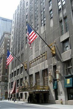 "Waldorf Astoria - NYC  *Living the dream""  ..if only for two nights!"