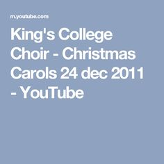 31 Best Classical Christmas Images In 2016 King S College