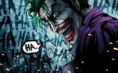 DC-COMICS superhero hero warrior d-c comics joker batman k wallpaper Joker Batman, Joker Cartoon, Joker Comic, The Joker, Joker Film, Hd Wallpapers 1080p, Joker Wallpapers, Background Images Wallpapers, Iphone Wallpapers