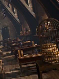 Welcome to Defense Against the Dark Arts Class!