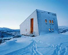 Modern cabin, Sysendal Norway
