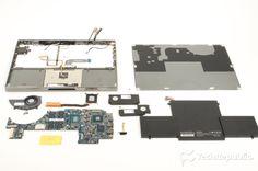 Take a look inside a Google Chromebook.