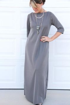 Nothing is as easily chic for summer as a maxi dress, and this Easy 2-Hour Maxi Dress is the perfectly stylish way to add a touch of class to your summer wardrobe. This free sewing tutorial is super simple, meaning it's excellent for sewing beginners. All you need for your sew easy pattern is your favorite fitted tee! Simply choose a lightweight knit fabric in your favorite summer color to create a dress that's elegant and casual at the same time. You can dress this maxi up with heels and…
