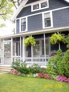 103 W. Second Street | Lakeside Cottage Rentals | Lakeside Chautauqua