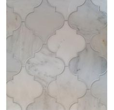 Marble Arabesque Tile - Mission Stone and Tile - Luxury Tile Store - Nashville, TN