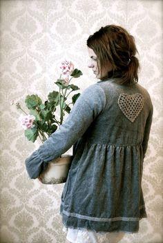 Jacket / cardigan - Tina Wodstrup