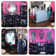 Our little boutique! www.pinkdivajewelsetc.com