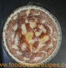 Quiche Tart Recipe, Apple Tart Recipe, Tart Recipes, Dessert Recipes, Desserts, Apple Tarts, Banana Pudding Poke Cake, Canned Pears, Cookie Cake Pie
