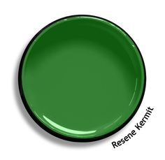 Resene Kermit is a popular cheeky and cheerful green. From the Resene KidzColour colour range. Try a Resene testpot or view a physical sample at your Resene ColorShop or Reseller before making your final colour choice. www.resene.co.nz/kidzcolour.htm