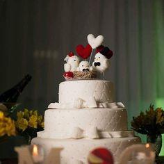 Lindo!!!    #casamentolindo #ateliedaje #topodebolocasamento #topodebolopassarinhos #lovebirds #passarinho  #passarinhosdecrochê #wedding #weddingdecor #weddingdetails #weddinginspiration #topodebolopersonalizado #topodebolocrochê #fotografiadecasamento  #tendencia #romantico #noivinhosparabolo #amigurumis #bolo #noivos #topodeboloartesanal #decoraçãodecasamento