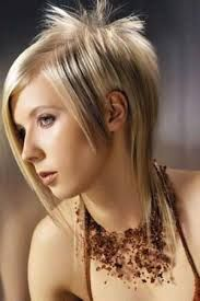 Image result for gothic short haircut womens