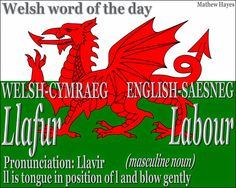 #Welsh word of the day: Llafur/ #Labour