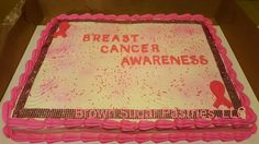 Breast Cancer Awareness  #brownsugarpastries #homemadetreats #BSP #breastcancerawareness #wearpink #findacure