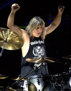 Last Post For Today Happy Birthday again Mikkey! Thanks for your awesome contributions to music and for being the best drummer in the world! Eddie Clarke, Mikkey Dee, Lemmy Kilmister, Rock News, Ace Of Spades, Vintage Rock, Rock Posters, Types Of Music, Punk Rock