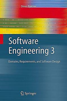Software Engineering 3 Buch von D. Mathematics, Textbook, Software Products, Believe, Engineering, Science, Scale, Formal, Craft
