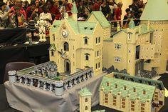 LEGO Harry Potter: Hogwarts Castle by Alice Finch at Brickcon 2011