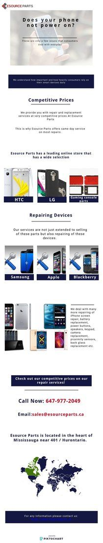 Does your #phone not power on?   Piktochart Infographic Editor