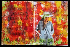 Hope We Make It All or …In my Art Journal today WRITTEN BY NATHALIE KALBACH.