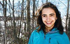 A young survivor, an inspiration, a Relayer and a Society Medal of Courage recipient. Meet Teadra!