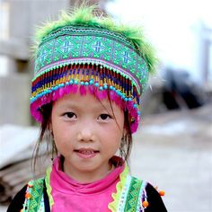 50 Unique Things To Do In Vietnam - See the traditional dress   of the hill tribes, learning about how they make their clothes and the tradition behind each piece. spend a few days up North with the Hmong, Lu or Red Dao people
