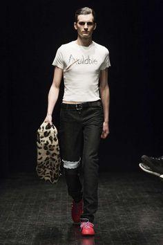 Male Fashion Trends: Lazoschmidl Fall-Winter 2017 - Stockholm Fashion Week