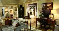 madam secretary set decor - Google Search