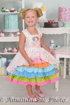 Hey, I found this really awesome Etsy listing at http://www.etsy.com/listing/163808423/birthday-party-confection-dress-baby