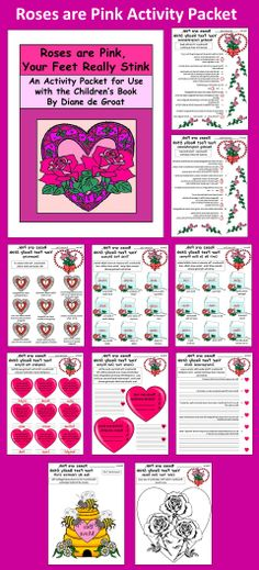 esl st valentine's day lesson plan