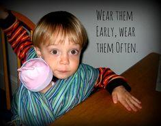 babies baby wearing--it's a beautiful thing.  love the ellaroo wrap!