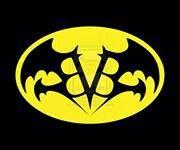 Black veil brides batman symbols in one