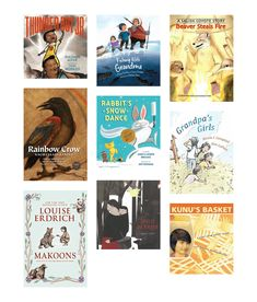 Beyond the Frame: Native American Children's Books - The Seattle Public Library
