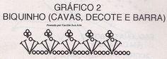 Delicadezas en crochet Gabriela: Tunica y blusa