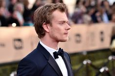 Alfie Allen Photos Photos - Actor Alfie Allen attends the Annual Screen Actors Guild Awards at The Shrine Auditorium on January 2016 in Los Angeles, California. Alfie Allen, Iwan Rheon, 2016 Pictures, Sag Awards, Be My Baby, Celebs, Celebrities, Famous People, Sexy Men