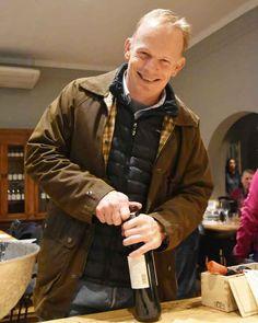 .: Tasting Groot Constantia wines with Boela Gerber at the Blockhouse Kitchen, Constantia
