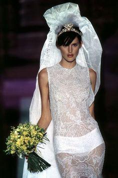 Atelier Versace S/S 1996