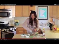 House of X Tia - Goy Goong {Spicy Minced Shrimp Salad} Lao Cooking, Lao Food - YouTube