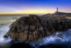 Costa da morte (costa de la muerte) Galicia, Spain