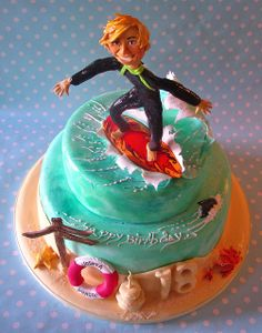 Beach boy | Flickr - Photo Sharing! Nice Icing