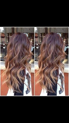 highlights for dark hair