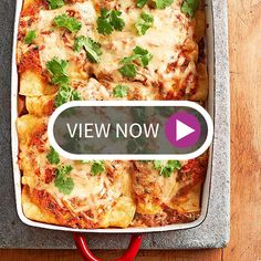 Quick and Easy 5-Ingredient Enchiladas