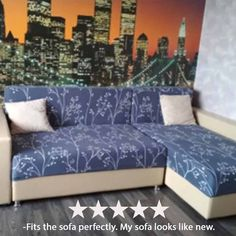 Solid Sofa Cover – The Couch Rescue Inexpensive Home Decor, Easy Home Decor, Home Decor Styles, Furniture Covers, New Furniture, Furniture Makeover, Home Living Room, Living Room Decor, Bedroom Decor