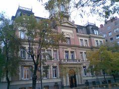 Conocer Madrid: Distrito de Chamberí - edificios