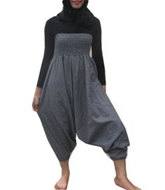 HEAVY COTTON HAREM HIPPY BOHO BAGGY GENIE ALADDIN JUMPSUIT  PANTS TROUSERS ** Learn more by visiting the image link.(This is an Amazon affiliate link and I receive a commission for the sales)