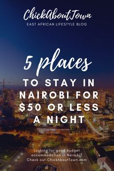 Will you be travelling to Nairobi soon and are looking for a good, safe place to stay without breaking the bank. Here are 5 options to consider. Click the link to find out more! Kenya Travel, Arusha, Earn More Money, Nairobi, Best Budget, Best Location, Pick One, How To Find Out, My Books