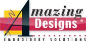 Amazing Embroidery Designs- click on variety of fonts or 35 fonts to see fonts in a pdf