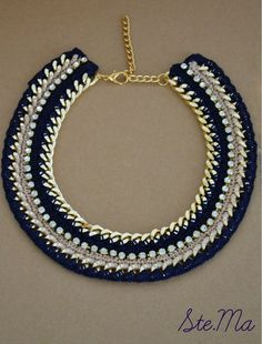 ste.ma necklace fall collection
